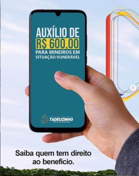 Benefício criado pela ALMG será pago pelo governo até agosto