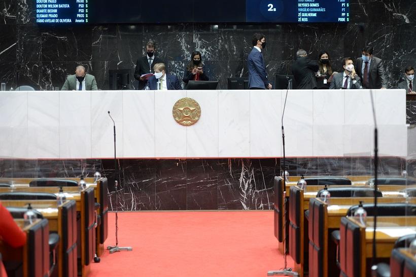 Assembleia de Minas destina mais R$ 33 milhões para ajudar hospitais