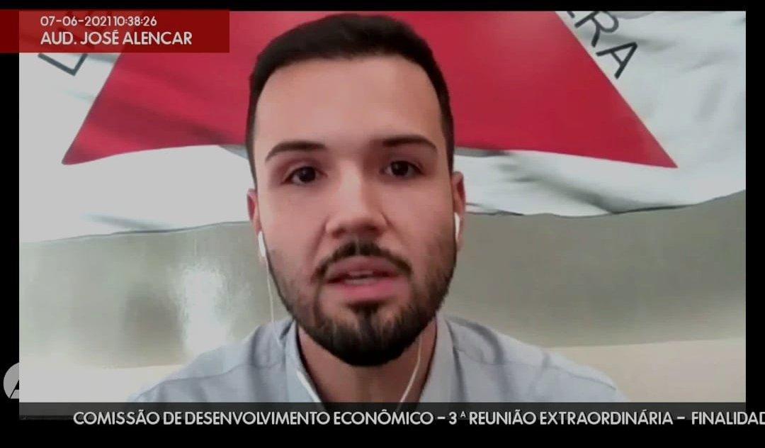 Deputados debatem socorro ao setor de eventos em Minas