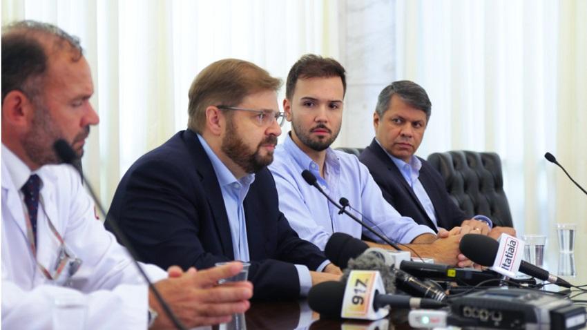 Assembleia de Minas proíbe visitas por causa de pandemia de coronavírus