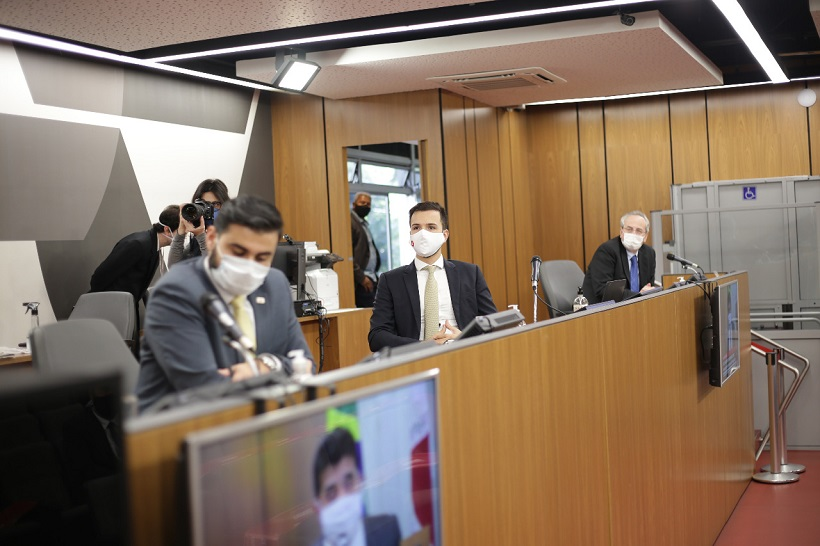 Previdência: Assembleia entrega propostas dos servidores ao governo de Minas