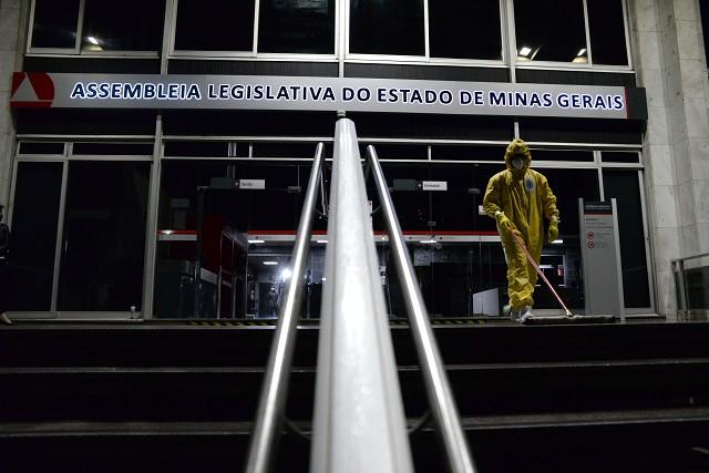 Assembleia de Minas retoma parcialmente atividades presenciais