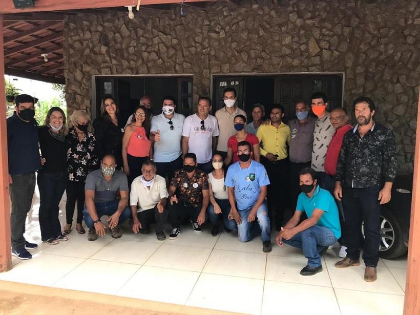 Tadeuzinho visita comunidades e reforça parceria com cidades do Norte de Minas