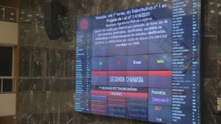 Projetos de auxílio a atingidos pelas chuvas são aprovados pela ALMG